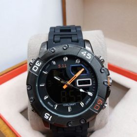 5.11 Analog Digital With Dual Time Zone Men's Watch Price In Pakistan