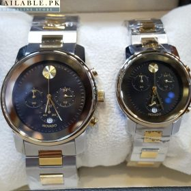 Movado Bold For Couple Gift Pack Price In Pakistan