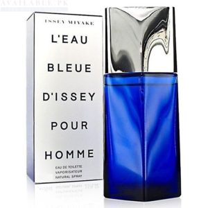 ISSEY MIYAKE L'eau Bleue D'Issey Pour homme Men 125 ml