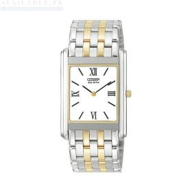 Citizen Men's Two Tone Stainless Steel Watch AR1004-51A