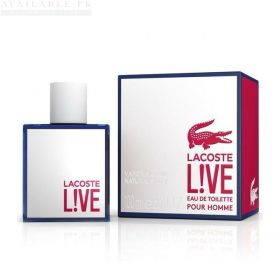 LACOSTE Lacoste Live EDT Men 100ml
