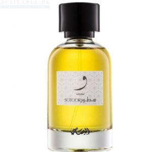 Rasasi Sotoor- Waw - Edp- 100ml Price In Pakistan