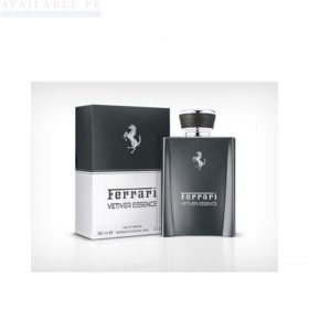 Ferrari Vetiver Essence EDP Spray 100ml