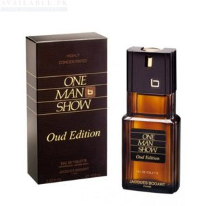 Jacques Bogart One Man Show Oud Edition for men - Eau de toilette - 100ml