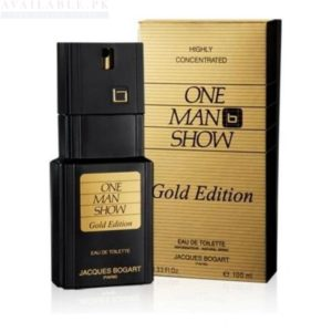 Jacques Bogart One Man Show for Men - Gold Edition