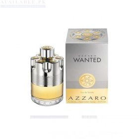 AZZARO Wanted Perfume For Men - 100ml