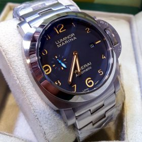 Panerai Wide Metal Case Automatic GMT Men's Watch Price In Pakistan