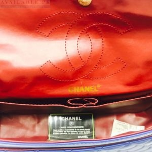 Chanel Large Classic Flap Black Caviar Leather Shoulder Women's Bag Price In Pakistan