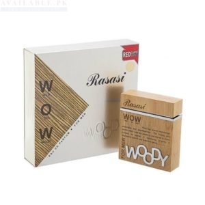 Rasasi Woody for Men by Rasasi - Eau de Parfum - 60ml