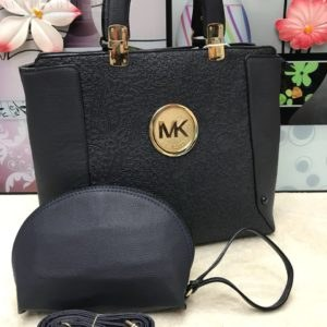 MK Michael Kors Charcole 2 in 1 Women's Handbag