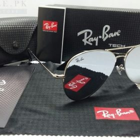 RayBan Avatar Tint Black Reflection Sunglasses Price In Pakistan