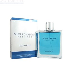DAVIDOFF Silver Shadow Altitude - EDT - 100 ml