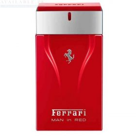 Ferrari Man in Red for Men - 100ml