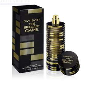 DAVIDOFF The Brilliant Game For Men - 100 ml Price in Pakistan