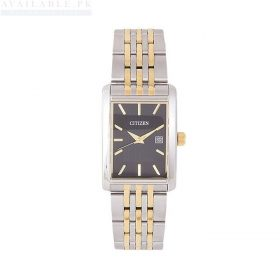 Citizen Stainless Steel Silver Watch For Men - BH1676-51E