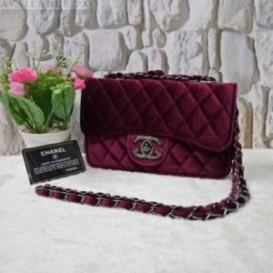 Chanel Red Women's Cross Body HandBag