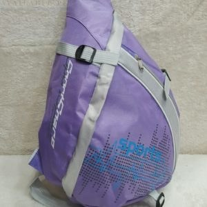 Purple 87 Sports Travelling Carry Shoulder Bag Price In Pakistan