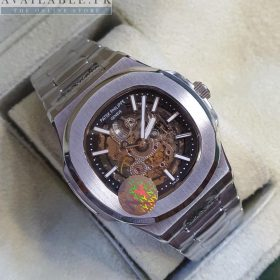 Patek Philippe Nautilus Naked Body Silver His Watch Price In Pakistan