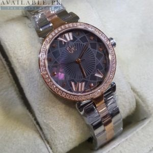 GC Guess Vista Dual Tone Roman Figure Her Watch Price In Pakistan