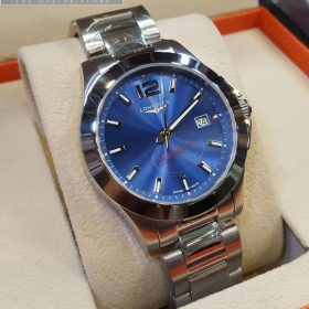 Longines Blue Dial Sapphire Glass His Watch Price In Pakistan