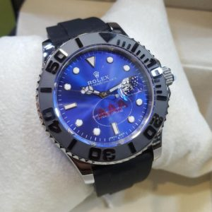 Rolex Yacht Master GMT Blue Dial Men's Watch Price In Pakistan
