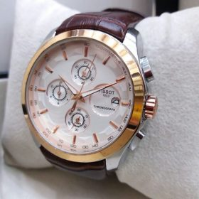 Tissot White Edition Chronograph Men's Watch Price In Pakistan