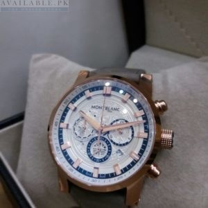 Montblanc Chronograph Speed Circular Edition Men's Watch Price In Pakistan