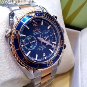 Omega Seamaster Professional GMT Blue Edition Men's Watch Price In Pakistan