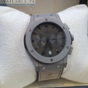 Hublot Dark Edition Matt Steel His Watch Price In Pakistan