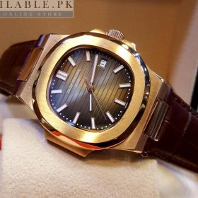 Patek Philippe Nautilus 5711/1R Date Sweep Second His Watch Price In Pakistan