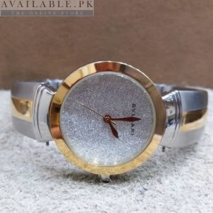 Bvlgari Spark Dual Tone Glitter Dial Her Watch Price In Pakistan