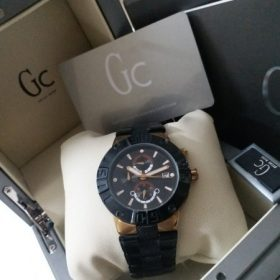 Guess Black Chronograph Men Watch Price In Pakistan