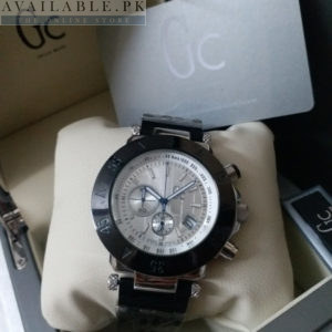 GUESS Classica Chronograph Taupe Dial Men's Watch Price In Pakistan