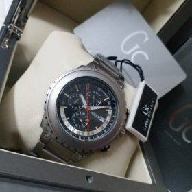 Guess Chronograph Matt Finish Telemeter Men Watch Price In Pakistan