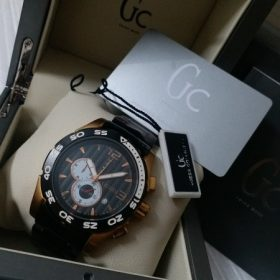 Guess Classica Black & Copper Men Watch Price In Pakistan