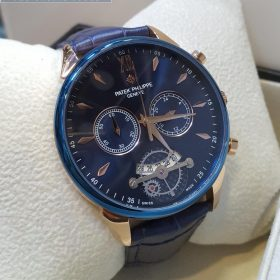 Patek Philippe Blue Japanes Chronograph His Watch Price In Pakistan