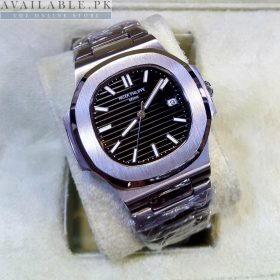 Patek Philippe Nautilus II Body Silver His Watch Price In Pakistan