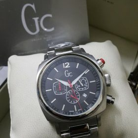 Guess Gc Chrome Silver Sports Edition Men Watch Price In Pakistan