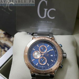 Guess Gc Sport Class XXL TachyMeter Chronograph Men Watch Price In Pakistan