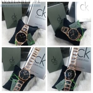CK Cheers Black Dial Her Watch Price In Pakistan