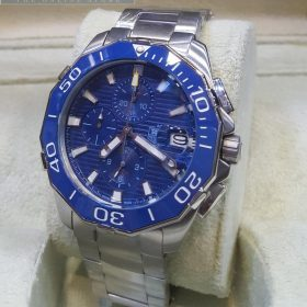 Tag Heuer AquaRacer Automatic Chronograph Blue Edition Watch Price In Pakistan