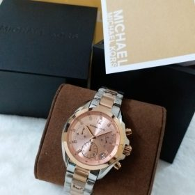 Michael Kors Rose Gold Dial Men's Watch MK-5799 Price In Pakistan