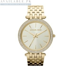 Michael Kors Women's Darci Dual Tone Watch MK3219 Price In Pakistan