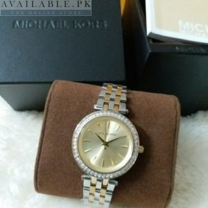 Michael Kors Darci Pearl White Dial Watch MK3405 Price In Pakistan