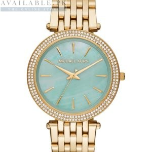 Michael Kors Women's Darci Dual Tone Watch MK3498 Price In Pakistan