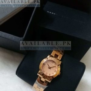 Marc By Marc Jacobs Peach Dial Her Watch Price In Pakistan