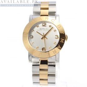 Marc By Marc Jacobs Mini Amy Gold Tone Her Watch Price In Pakistan