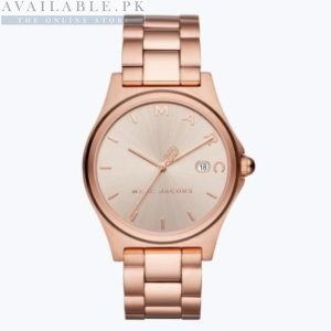 Marc Jacobs The Henry Copper Her Watch 36MM Price In Pakistan