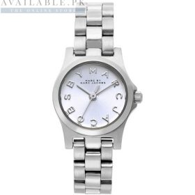 Marc Jacobs Mini Amy Silver Dial Stainless Watch Price In Pakistan