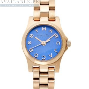 Marc Jacobs Mini Amy Blue Dial Watch MBM3204 Price In Pakistan